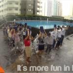 Lamudi PH family took on the ALS Ice Bucket Challenge