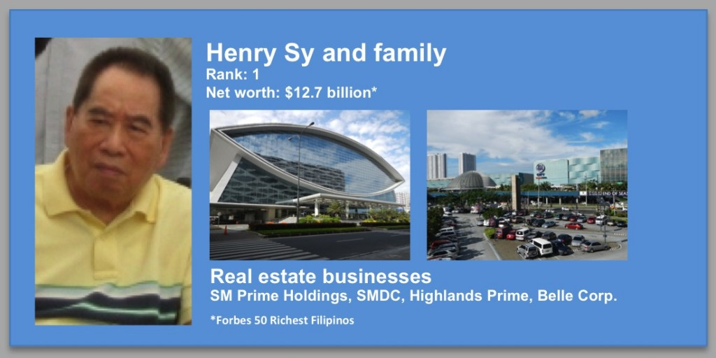 objective of henry sy