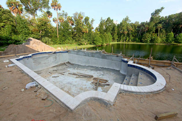 Swimming pool construction costs in the philippines lamudi for Concrete pool construction