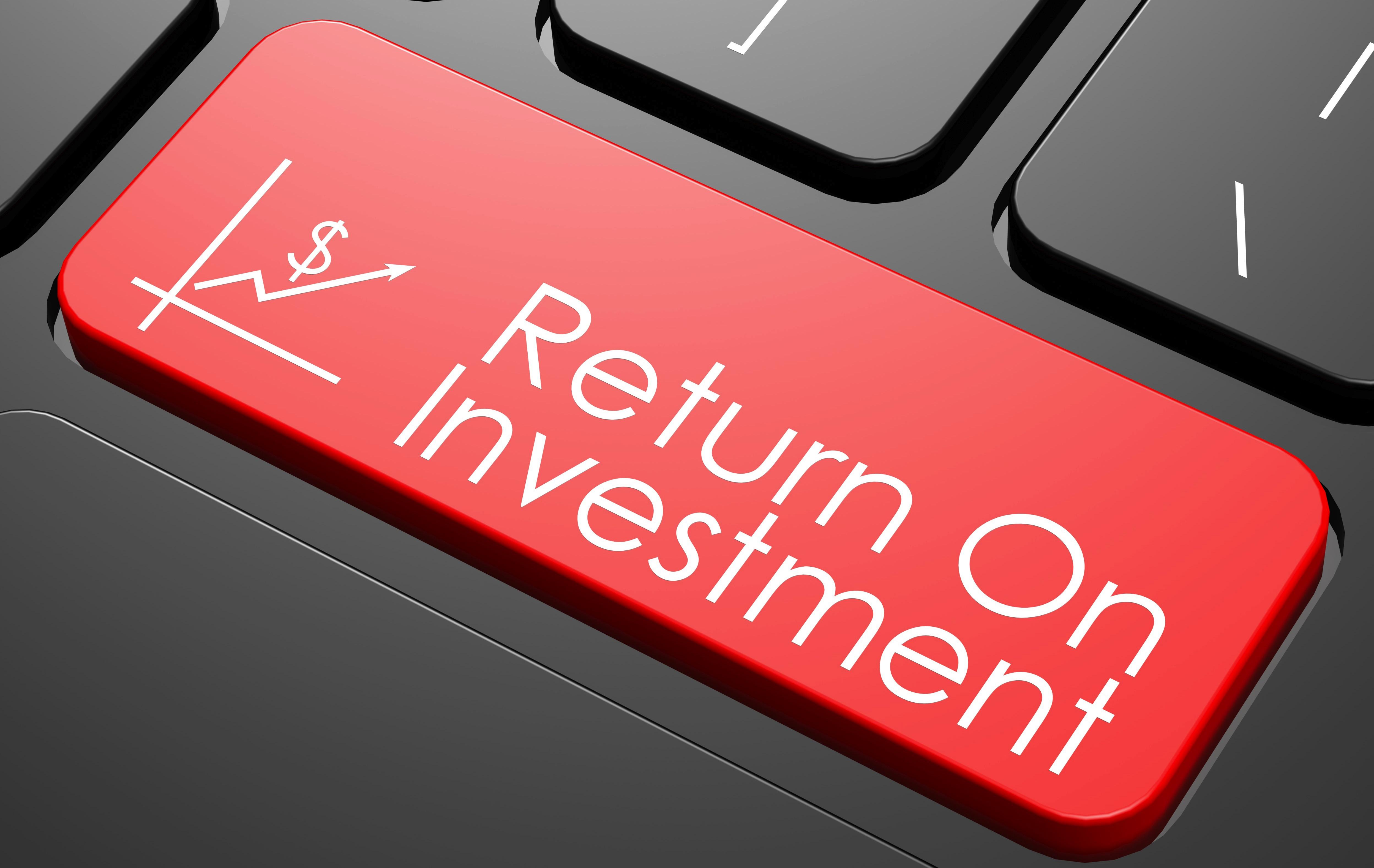 Good Return On Investment