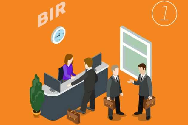 1_File and secure the documentary requirements at the BIR RDO