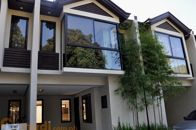 18 of the best townhouses for sale in the philippines lamudi for Three bedroom townhomes for rent