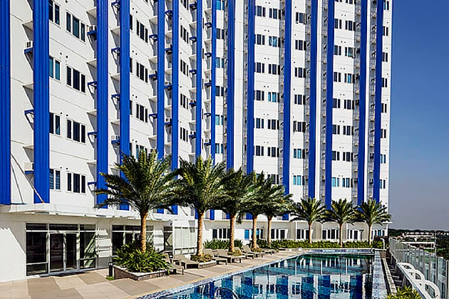 Blue Residences Condos Near Metro Manila's College and University Areas