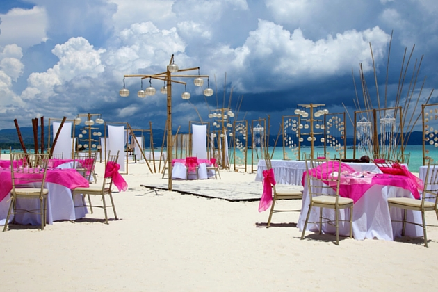 Boracay Great Wedding Venues Around the Philippines