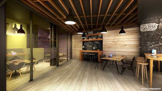 CoLab Shared Spaces The Ellis Megaworld Corporation