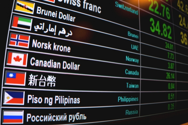Weaker peso to the dollar Biggest Philippines Real Estate News of 2016