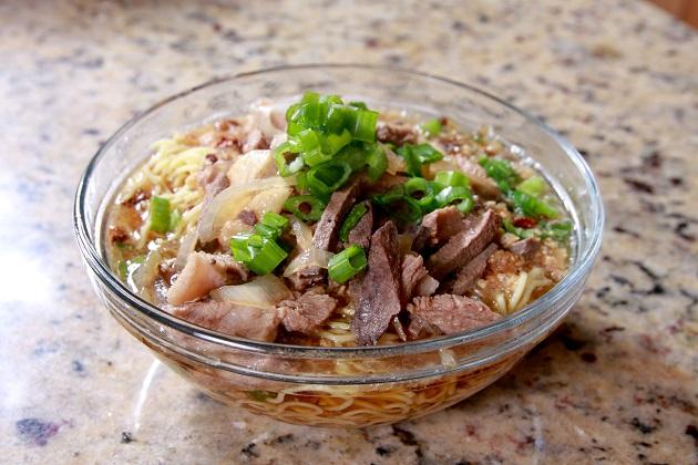 Iloilo La Paz Batchoy Best Food Places in the Philippines
