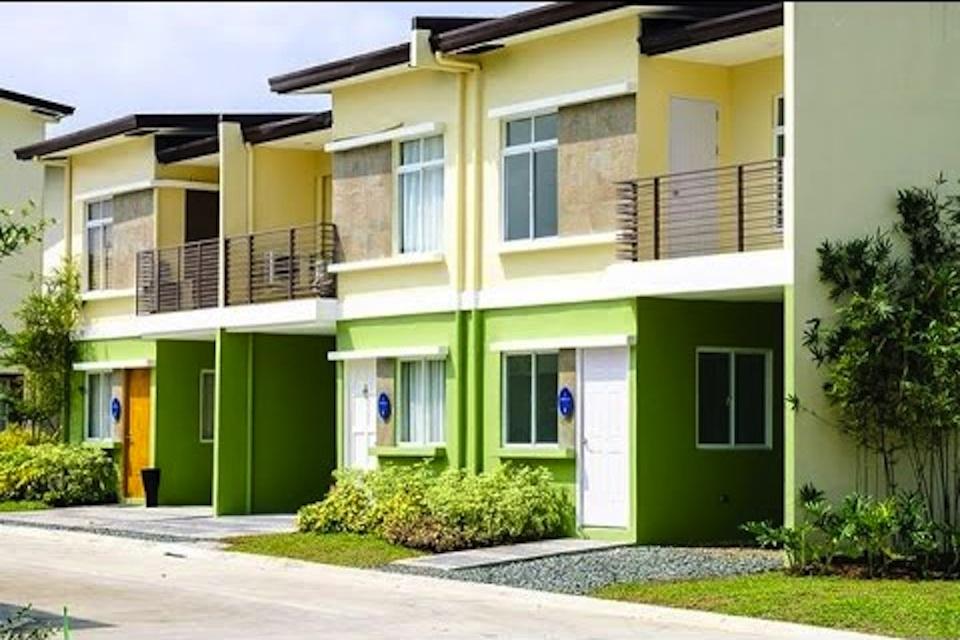 Row house interior design ideas philippines Row home design ideas