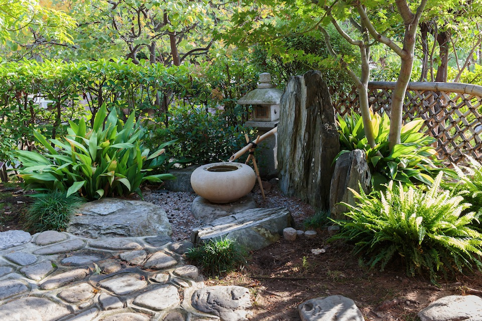 Beautiful minimalist gardens do not only provide an escape from the chaos beyond the fence, its upkeep is very minimal too.