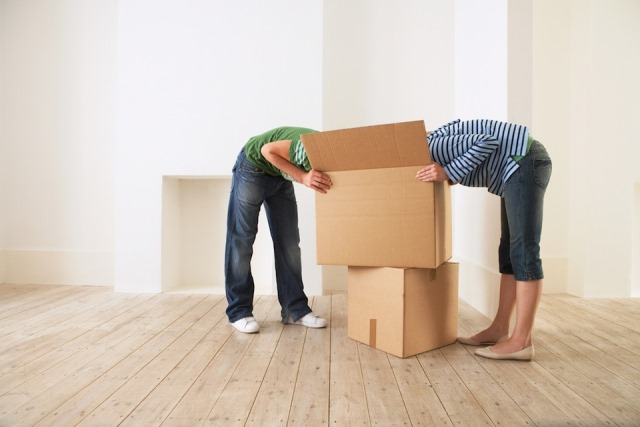 Moving Out: From House to Apartment and Vice Versa