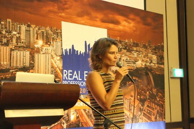 Lamudi Philippines managing director Jacqueline van den Ende
