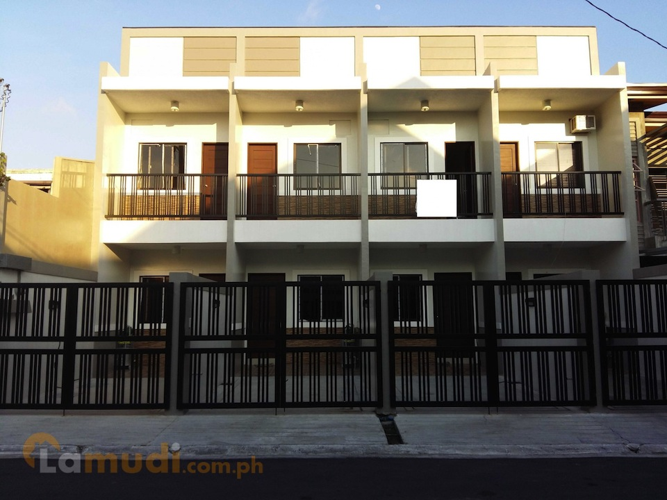 Buying guide for apartments and townhouses in the for Apartment type house plans philippines