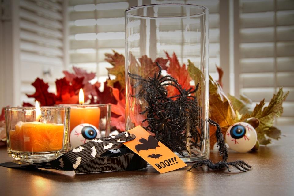 Easy Cheap Halloween Decoration Ideas