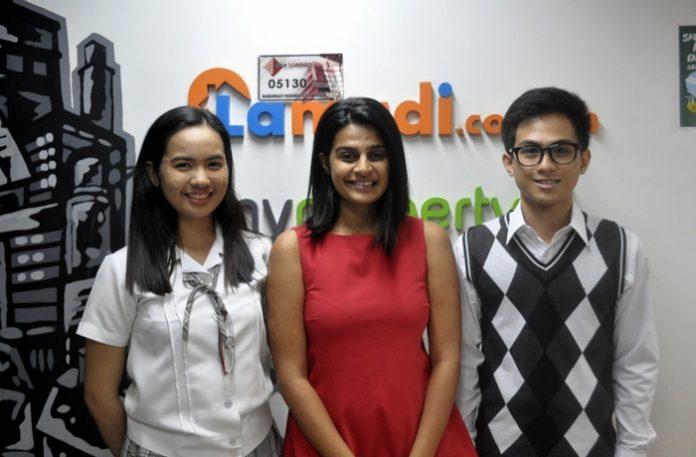 Lamudi Philippines Scholars with CEO