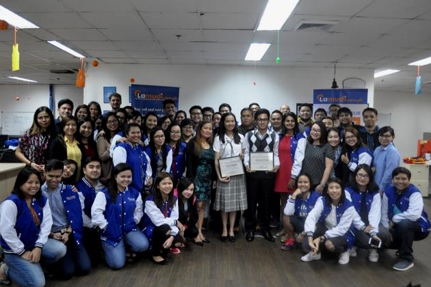 Lamudi Philippines Scholars