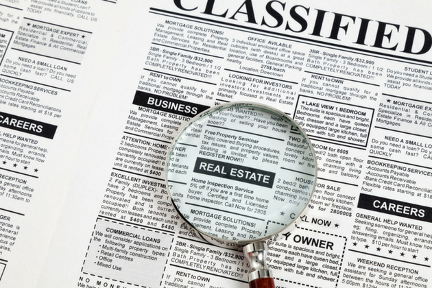 Classifieds Government Regulations Pertaining to Real Estate Marketing and Sales