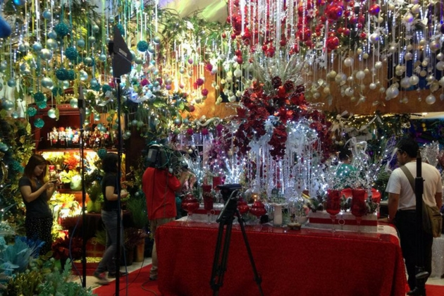 natural art flowers and decors recommended places to buy christmas decoration in metro manila - Best Place To Buy Christmas Decorations