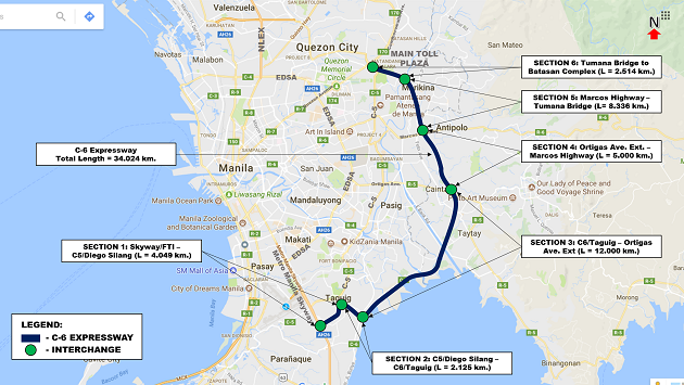 south east metro manila expressway update  southeast metro manila expressway update 2019  southeast metro manila expressway skyscrapercity  southeast metro manila expressway 2019  c6 road update 2018  c6 road to antipolo  skyway stage 4 route map  c6 road update 2019