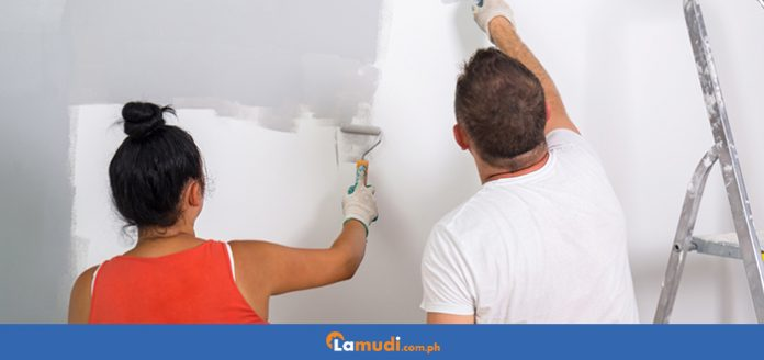 How To Paint A Room Properly Lamudi