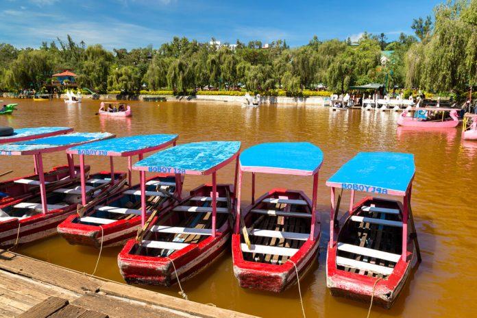 碧瑶被誉为东盟清洁旅游城市