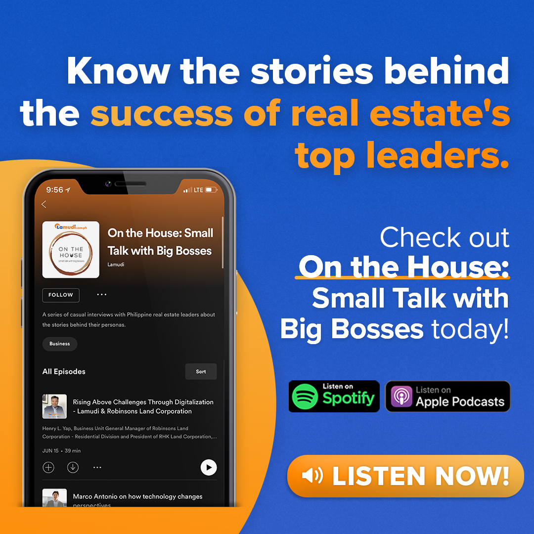 Lamudi On the House Podcast Series