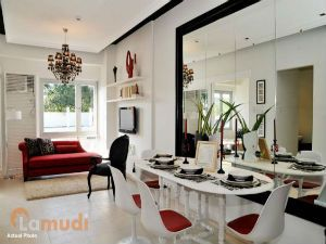 Enough Living and Dining Space