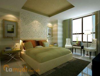 Bedroom Concept In Condo For Sale Cebu