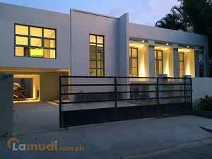 Brand New Modern Minimalist House