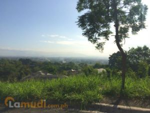 Available Lot with View of Marikina Valley