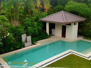 House for rent in manila rent homes in metro manila for House with swimming pool for rent in quezon city