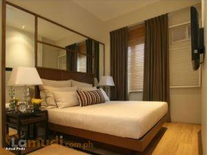 Bedroom in Warm Tones