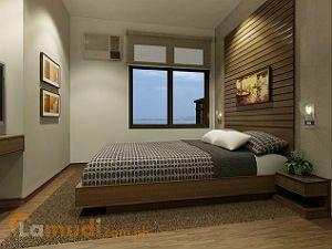 Bedroom Overlooking Manila Bay