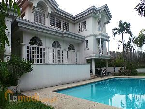 Pasig House with Pool for Rent