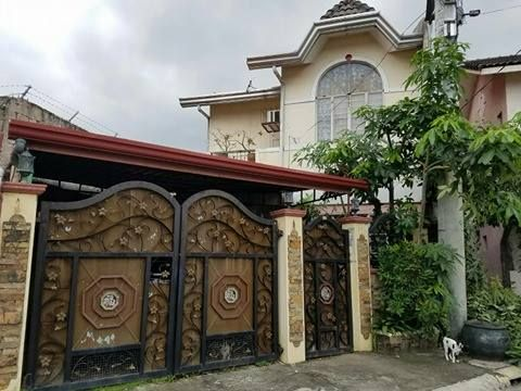 House And Lot For Sale At Bacoor Cavite In Rosewood Village