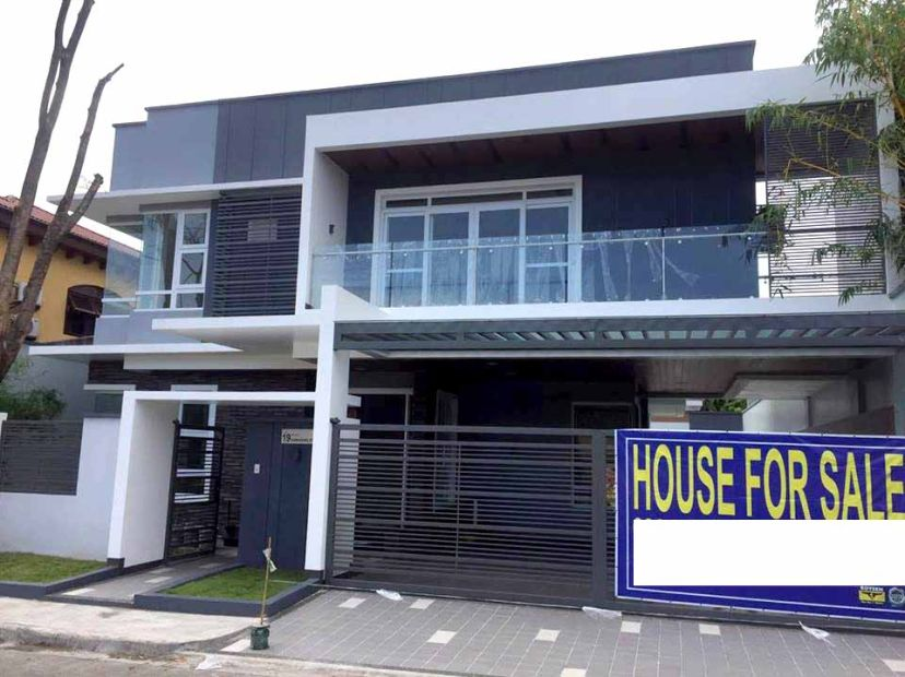 Garage Auto Repair Commercial Real Estate For Sale Delaware: House And Lot For Sale In Mapayapa Village Quezon City