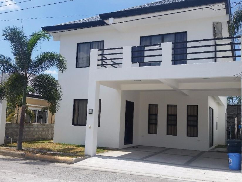 3 Bedroom Furnished House For Rent In Angeles City