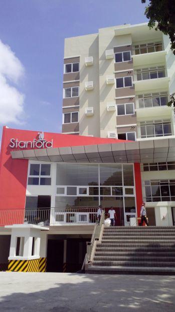 Stanford Furnished Studio Condo Unit For Rent Near Nuvali