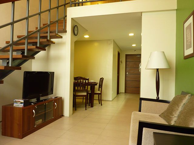 Echelon Tower Studio Loft For Rent Malate Manila Arcya Commercial Corporation