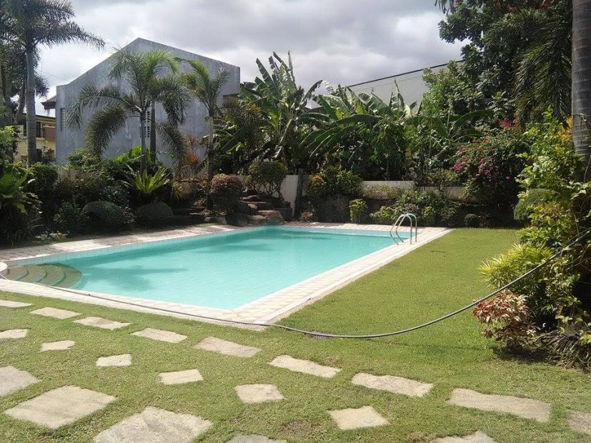 House And Lot For Sale With Swimming Pool Marikina Sumulong