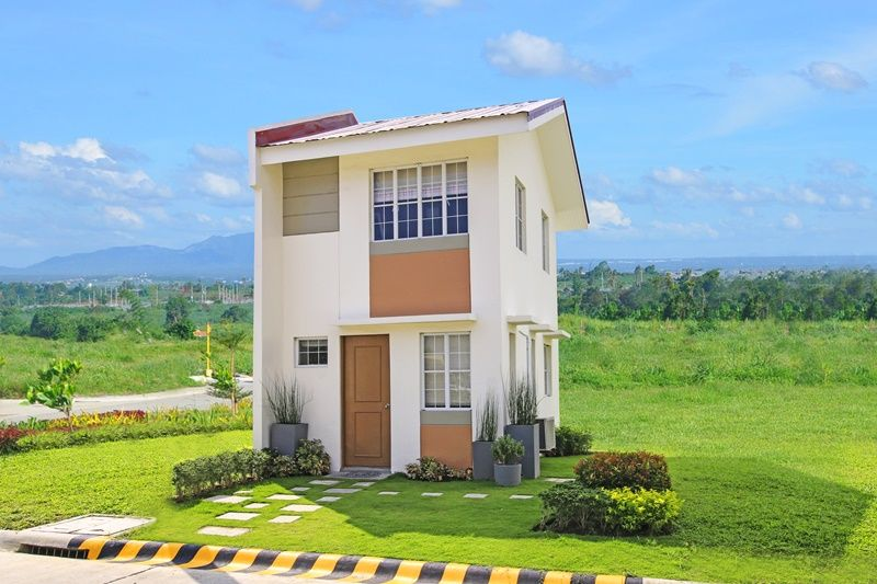 Valle Dulce Danessa House For Sale In Calamba Filinvest