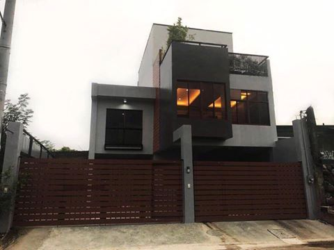 Brand New Zen Modern 3 To 4 Bedroom House And Lot In