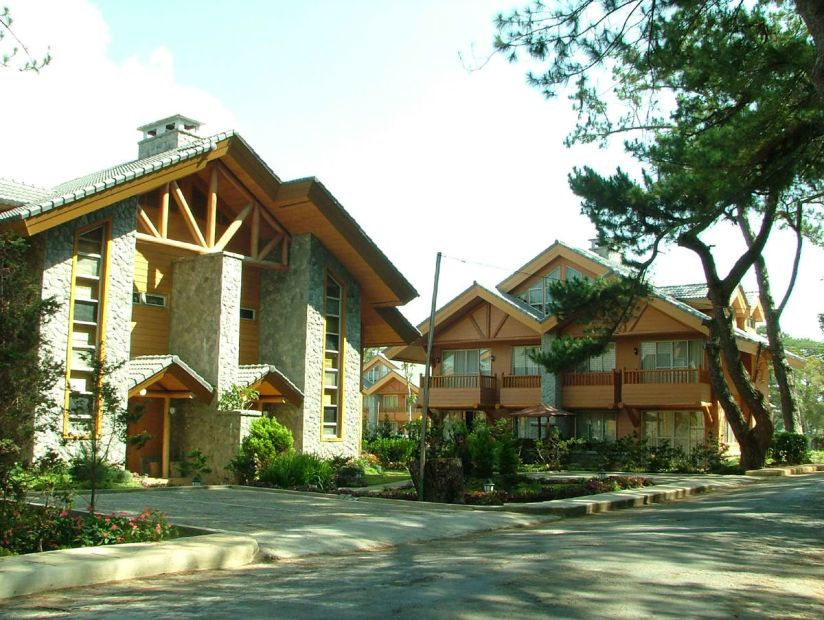Camp John Hay Baguio Forest Cabin