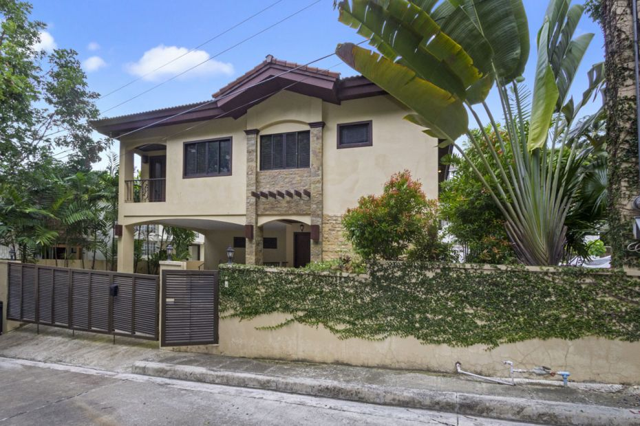 4 bedroom house for rent in maria luisa cebu city for 6 bedroom homes for rent