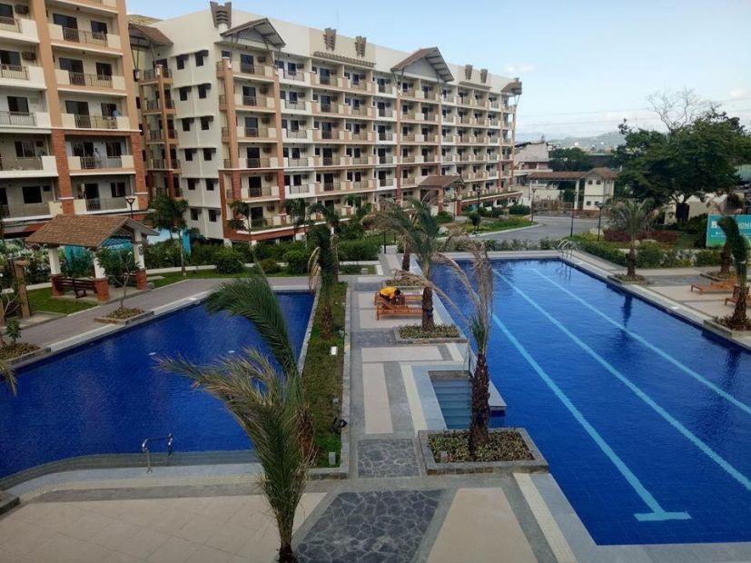 c4370e9491e Midrise Condo Resort in Pasig near Ateneo de Manila University