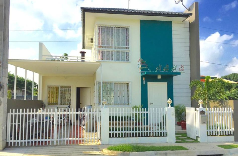 House and lot for sale in san pedro laguna adele residences for Laguna house for sale