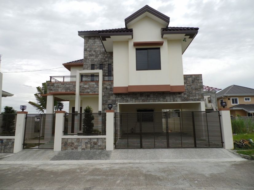 246sqm house and lot for rent in hensonville for Monthly rental los angeles