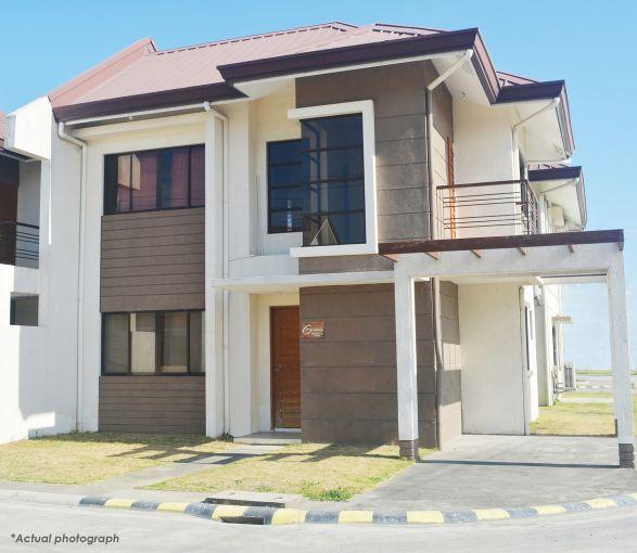 House For Sale City Of San Fernando, Pampanga -Gianna Model