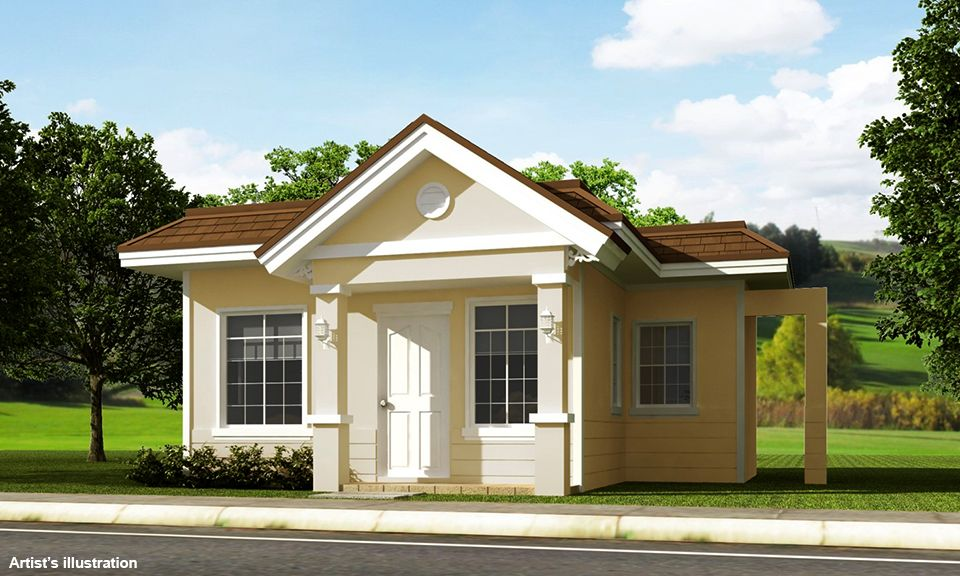 Somerset Lane, House and Lot, Molave Model for Sale, Tarlac