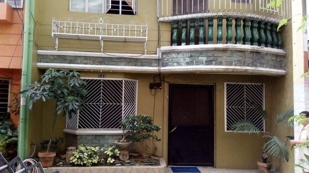 Town House For Sale In Happy Homes Village Quezon City
