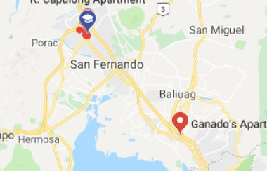 Apartment for Rent in Angeles City - Rent Pampanga